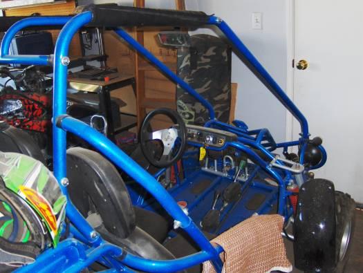 2005 Twister Hammerhead II 150cc Go Cart $2,000 or best ... on