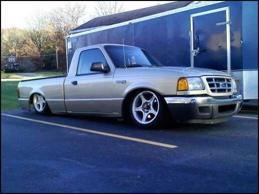 2002 Ford Ranger Xlt 6 500 100219033 Custom Mini