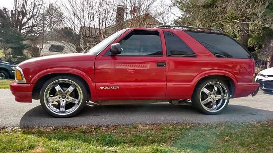 1996 Chevrolet Blazer 3 100 Possible Trade 100679244