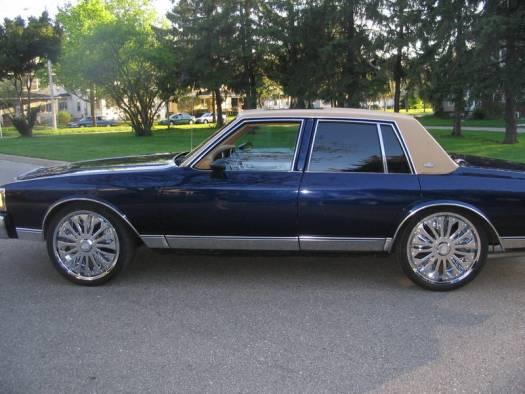 1985 chevy caprice classic 22s caprice 5 500 or best offer 100053849 custom domestic classifieds domestic sales mautofied com