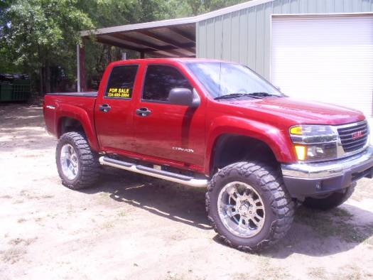 2004 GMC Canyon $50,000 Or best offer - 100063853 | Custom Lifted Truck Classifieds | Lifted ...