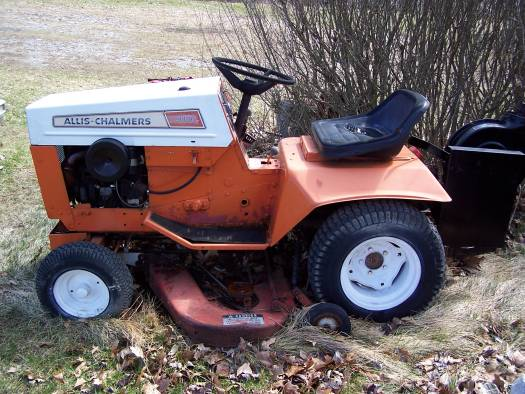 Pulling Tractors For Sale >> ALLIS CHALMERS 310 LAWN & GARDEN TRACTOR $120 or best offer - 100093066 | Custom Other Part ...