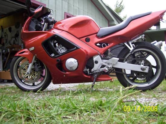 1998 Honda Cbr600f3 3000 100126698 Custom Cruiser Classifieds