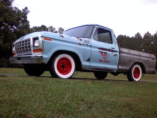 1979 Ford F100 Rat Rod 1 Possible Trade 100325119