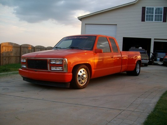 1988 Chevrolet dually $6,000 - 100208842 | Custom Full Size Truck