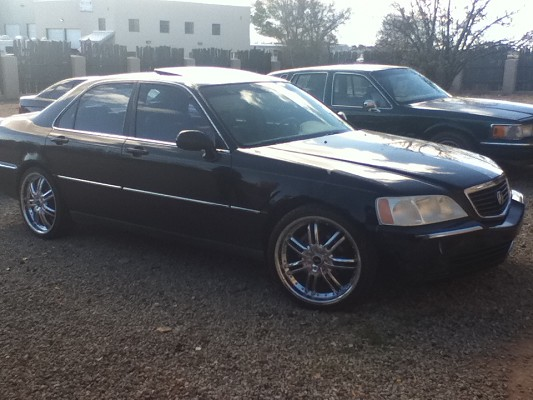 Listing Description Back To Top 99 Acura Rl