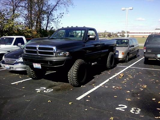 on 1997 Dodge Ram Door Parts