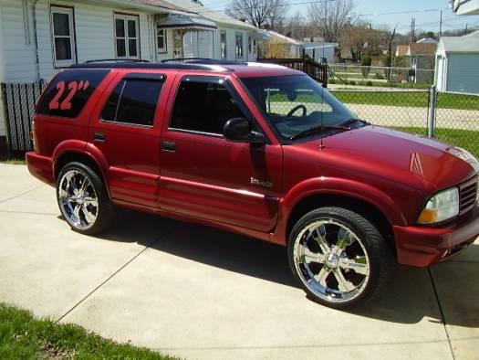 Oldsmobile Bravada Truck 1999 Oldsmobile Bravada $0