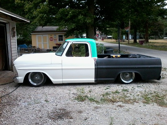 1972 Ford F100 5 500 Possible Trade 100437295 Custom