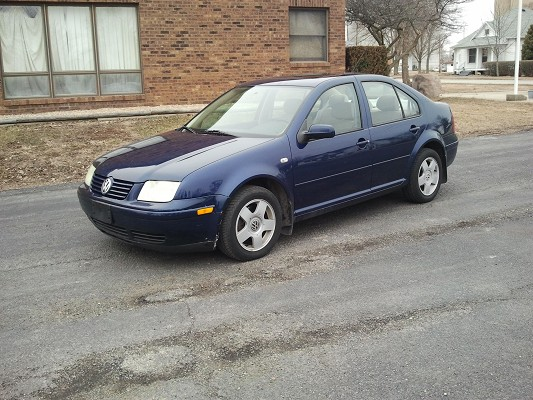 2001 Volkswagen Jetta $3,000 Possible Trade - 100631650 | Custom Stock Vehicle Classifieds ...