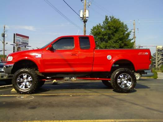 2000 ford f150 15 000 firm 100069019 custom lifted. Black Bedroom Furniture Sets. Home Design Ideas