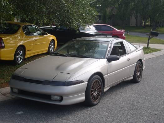 1990 Mitsubishi Eclipse GSX AWD Turbocharged $4,000 Possible trade