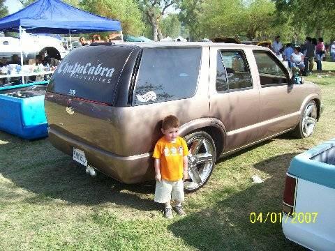 1996 Chevrolet S10 Blazer 10 000 Possible Trade 100058141