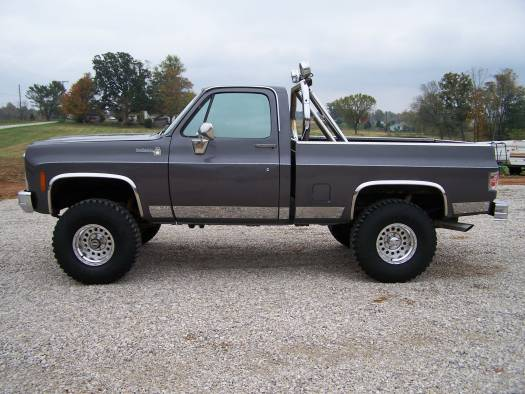 79 Chevy Truck >> 1979 Chevy C1500 7 000 100075169 Custom Lifted Truck