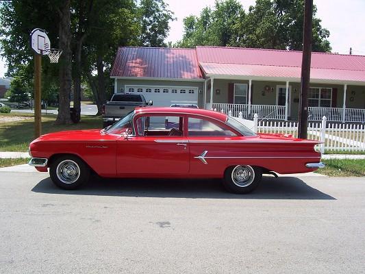 1960 Chevrolet Belair 2 Door Post 28 500 Possible Trade