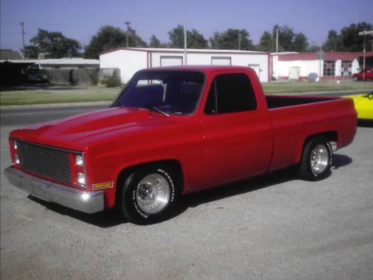 1984 Chevy C10 Truck 9 000 100065182 Custom Hot Rod