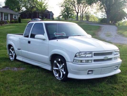 2001 Chevrolet s10 Extreme 7000 Or best offer  100171895