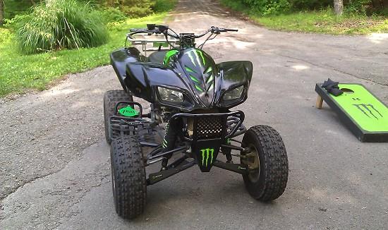 2004 Kawasaki kFx700 $800 Firm - 100496981   Custom Other ATV ...