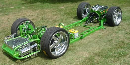 custom truck frames. 1994 detailed rolling chassis w/ 18\u0027 car hauler trailer $7,500 possible trade - 100075317 | custom mini truck classifieds sales frames n