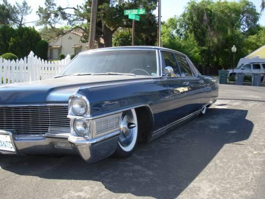 65 Cadillac hot rod