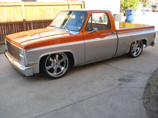 1983 Chevrolet C10 10 000 Possible Trade 100146286
