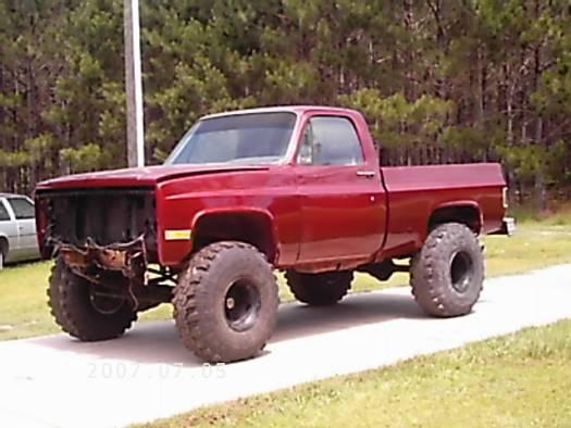 1982 Chevrolet Silverado 5 000 Or Best Offer 100060182
