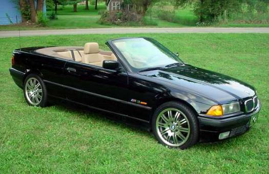 BMWMCLONE CONVERTIBLE Possible Trade - 1997 bmw m3 convertible