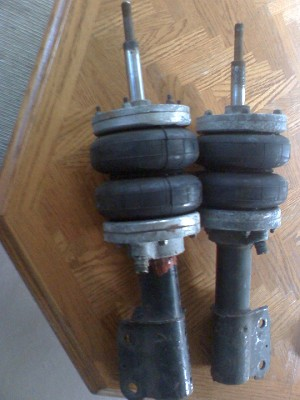 2 Air Bags Strut 150 Or Best Offer 100255700 Custom Bag Classifieds S