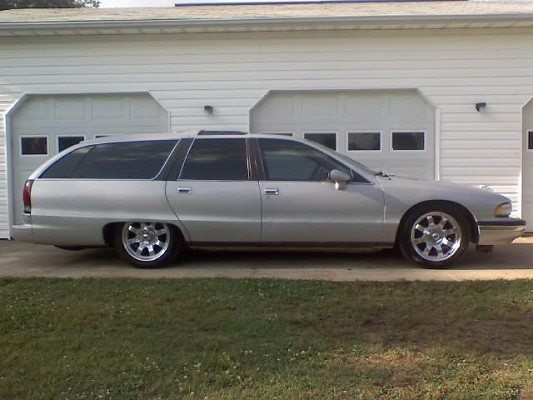 1992 Buick Roadmaster Estate Wagon $3,200 or best offer - 100290930 ...