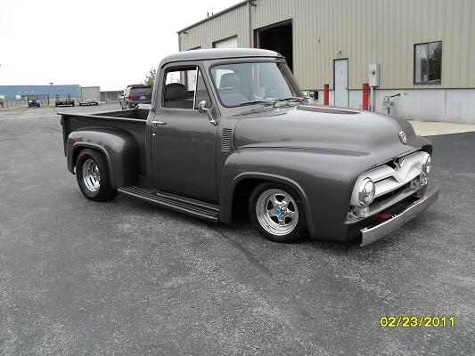 1954 ford f100 pickup 20 000 possible trade 100372290. Black Bedroom Furniture Sets. Home Design Ideas