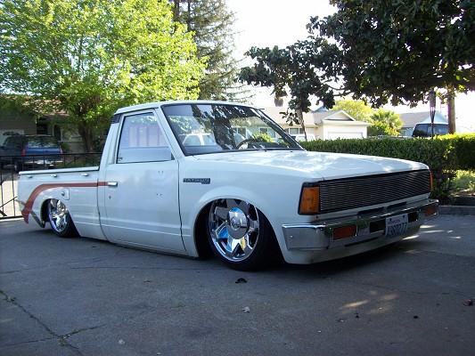 1980 Nissan 720 $3,500 - 100171081 | Custom Mini Truck Classifieds | Mini Truck Sales