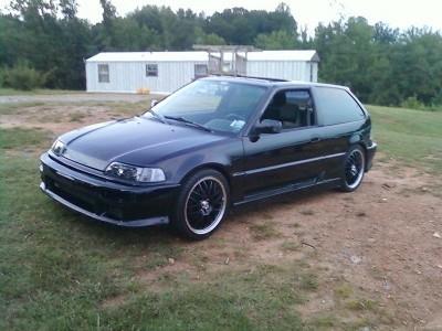 1991 Honda Civic Hatch $3,000 Possible Trade   100194371 | Custom JDM Car  Classifieds | JDM Car Sales
