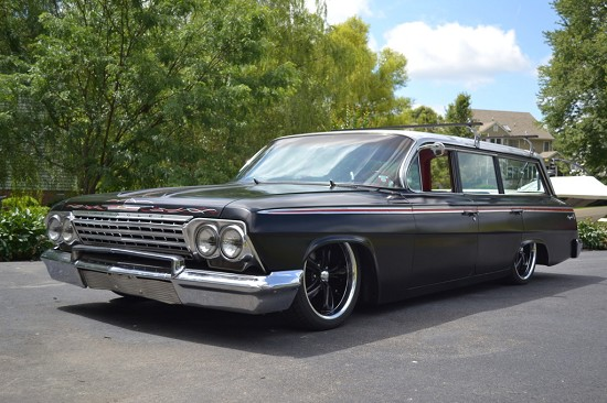 1962 Chevrolet Impala Wagon $16,500 or best offer