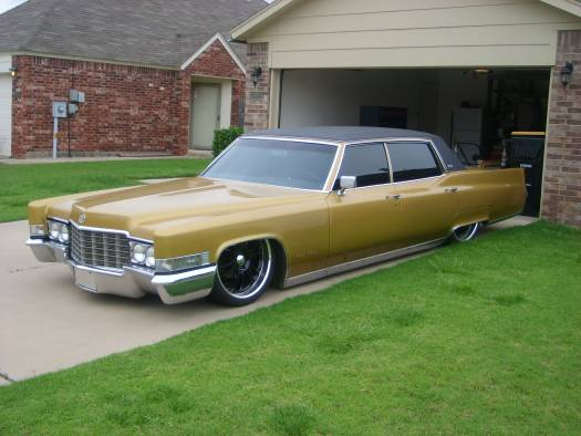 1969 Cadillac Fleetwood Brougham 75 10 000 100064711