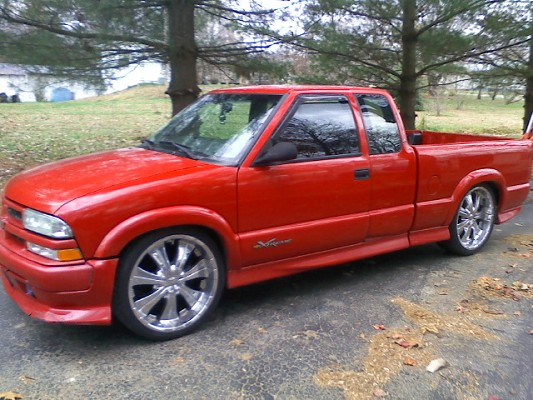 2000 Chevrolet S10 Xtreme 4 200 Possible Trade 100442956