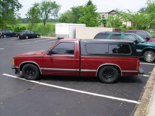Chevrolet S  Custom Mini