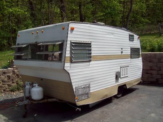 1972 Shasta Camper 250 Or Best Offer
