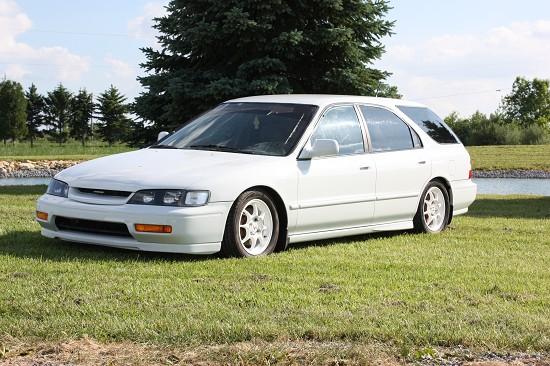 Listing Description Back To Top 1995 Accord Wagon