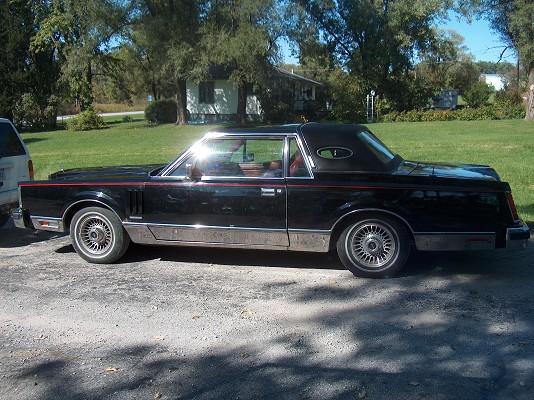 Lincoln Continental Mark Vi. 1982 Lincoln MARK VI OPEN FOR
