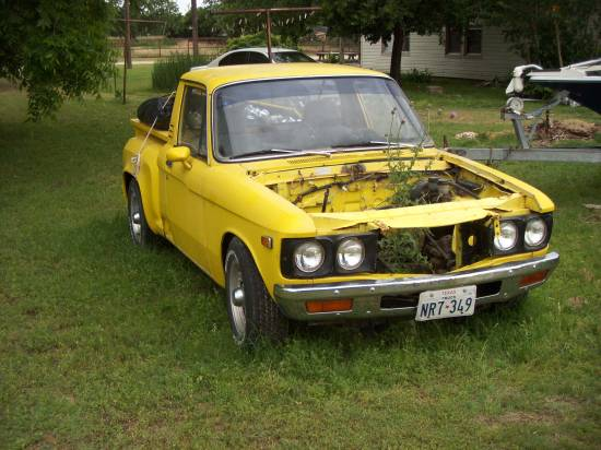 lowered chevy luv