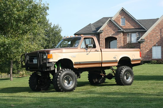 1987 Ford F-150 $1,250 Or best offer - 100225215   Custom Lifted Truck Classifieds   Lifted ...