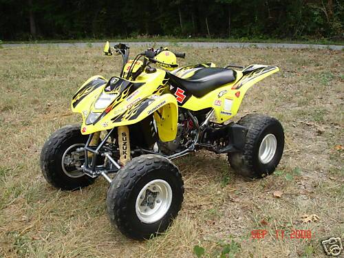 2004 suzuki ltz-400 400z $3,000 - 100118442 | custom other atv