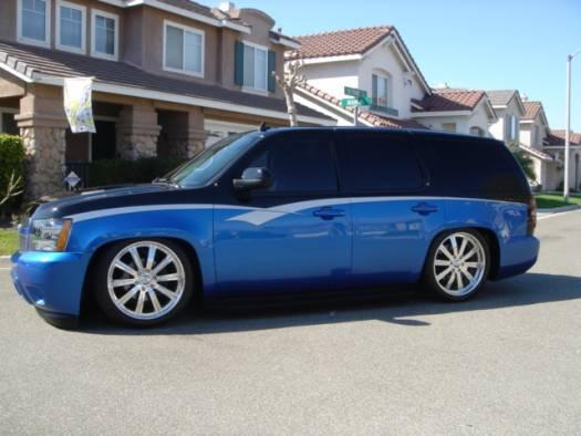2007 Chevrolet Tahoe 45 000 Firm 100073536 Custom
