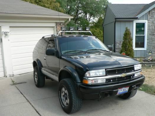 2000 Chevrolet ZR2 Blazer 8000 Possible trade  100099967