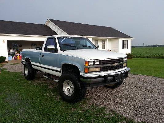 1989 Chevrolet Silverado 5 900 Possible Trade 100522199 Custom Lifted Truck Classifieds
