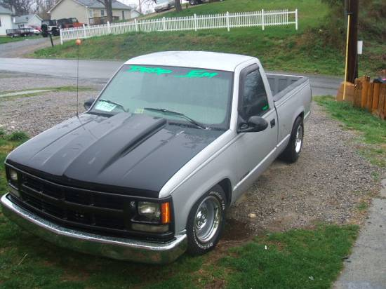Rain Guards For Trucks >> 1997 Chevrolet c1500 $4,500 Possible Trade - 100095740 ...