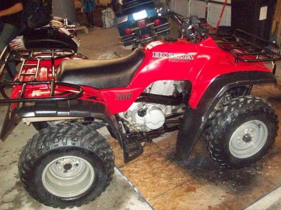 1998 Honda FOURTRAX 300 4X4 $1 Possible Trade   100133911 | Custom Other  ATV Classifieds | Other ATV Sales