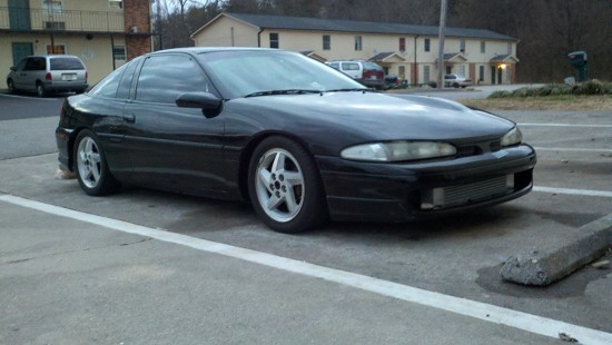 1992 Eagle Talon 3800 Possible Trade 100364381 Custom Import
