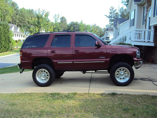 2003 Chevrolet tahoe $15,000 Possible Trade - 100286947 ...