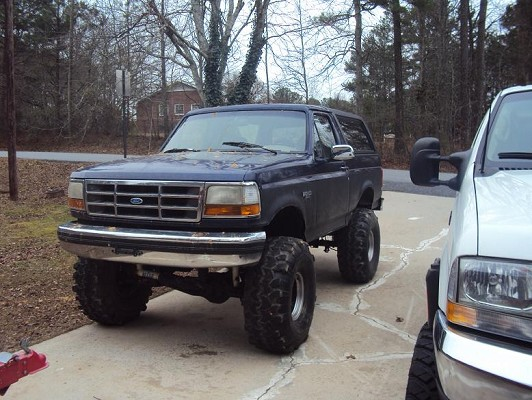 1994 Ford Bronco  4 500 Possible Trade